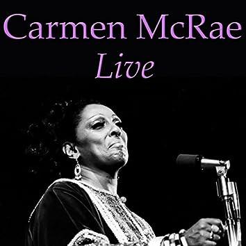 Carmen Mcrae Live (Live)