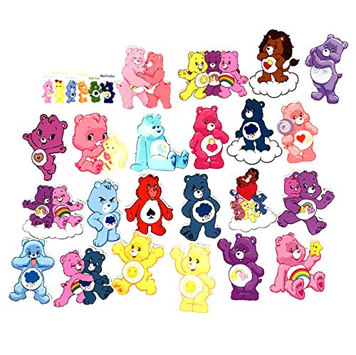 53 Stks Diy Pvc Waterdichte Cartoon Voor Scrapbook Bagage Skateboard Telefoon Wandgitaar Sticker