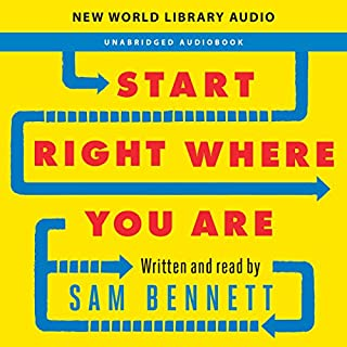 Start Right Where You Are Titelbild