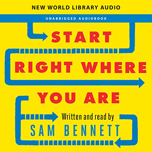 Start Right Where You Are audiobook cover art
