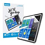 [2 Pack]Paperfeel Screen Protector Compatible with iPad Pro 12.9 Screen Protector(2020 & 2018 Models), iPad Pro 12.9 Screen Protector PET Film for Drawing Anti-Glare and Paperfeel with Easy Installation Kit
