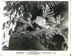 MOVIE PHOTO: OPERATION BIKINI-1963-8 X 10-STILL-WAR-DRAMA-WWII-GARY CROSBY-vg VG