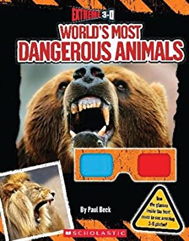 World's Most Dangerous Animals 0545424917 Book Cover