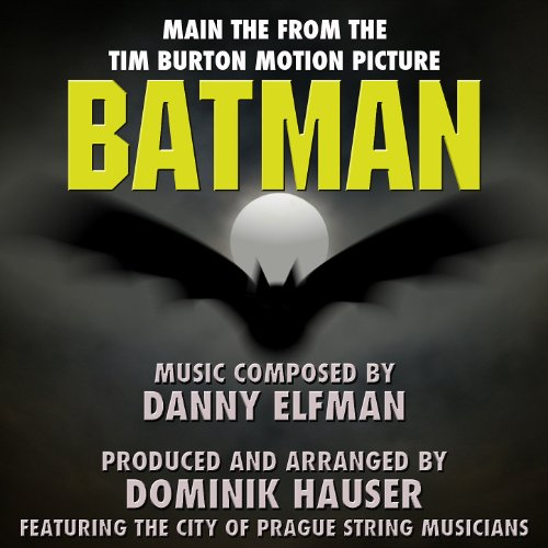 Batman - Theme from the Tim Burton Motion Picture