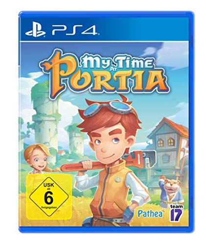 My Time At Portia - [PlayStation 4]