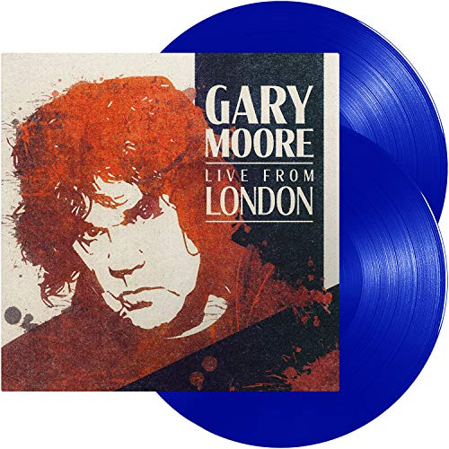 Live from London (Ltd.2lp 180 Gr.Light Blue+Mp3) [Vinyl LP]