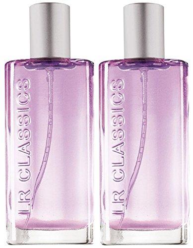 LR Classics Singapore Eau de Parfum Hommes (2x 50 ml)