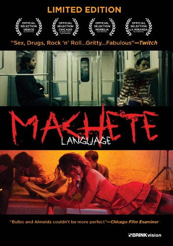 Machete Language [UK Import]