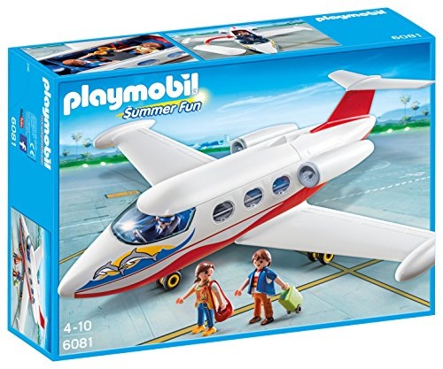 Playmobil - Avión de vacaciones (60810)