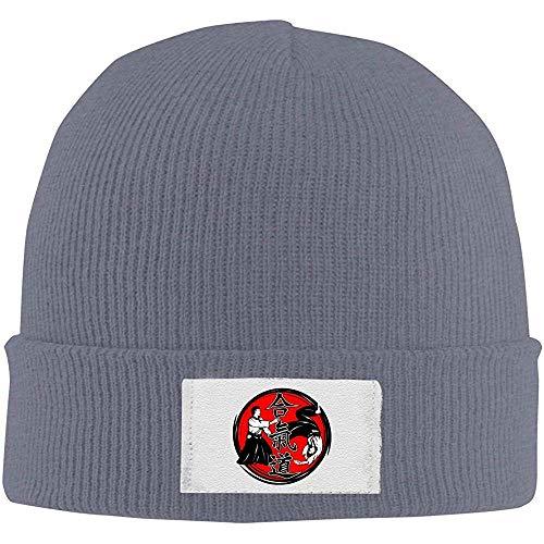 LinUpdate-Store Gebreide Beanie Cap, ich maak Aikido Unisex gebreide muts Cap, Hedging Winter in de buitenlucht warme hoeden full colour mutsen