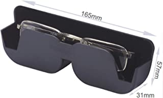 Sunstop gepolsterte, Selbstklebende Brillenablage 165mm x 57mm x 31mm   mit Polsterung: Weicher Filzstoff
