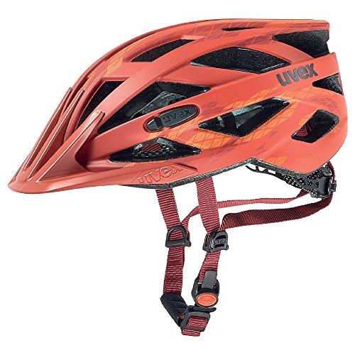 uvex Unisex– Erwachsene, i-vo cc Fahrradhelm