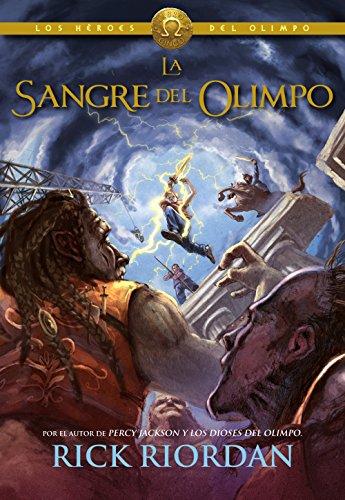 La sangre del Olimpo (Los héroes del Olimpo 5) PDF EPUB Gratis descargar completo