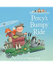 Percy's Bumpy Ride (a Percy the Park Keeper Story)