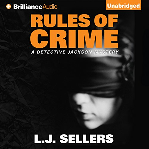 Rules of Crime audiobook cover art
