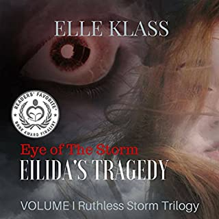 Eye of the Storm: Eilida's Tragedy audiobook cover art