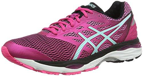 Asics Gel-Cumulus 18, Zapatillas de Running Mujer, Rosa (Pink), Talla  37.5 EU