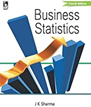 Business Statistics 4/e PB by Sharma J K (2014-08-06)