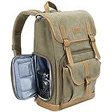 Best Dslr Backpacks - Endurax Canvas Camera Backpack for DSLR Photography Backpack Review