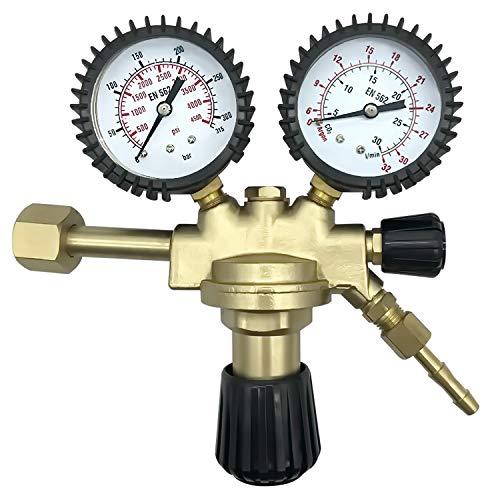 Druckminderer Schutzgas Argon/CO² W 21,8 x 1/14
