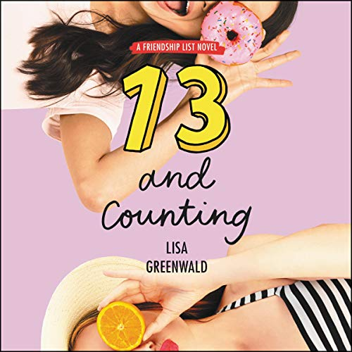 13 and Counting cover art