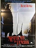 Nosferatu in Venedig - Klaus Kinski - Filmposter A1 84x60cm