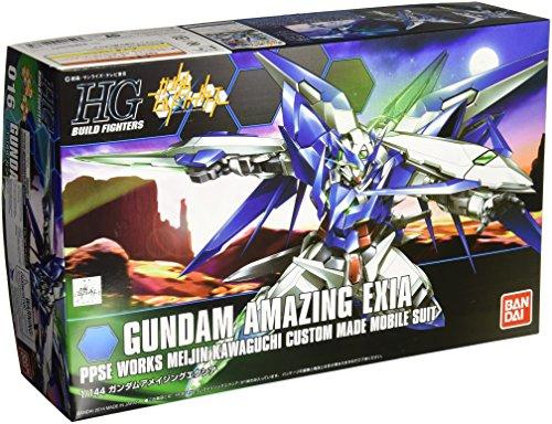 Bandai Hgbf 1//144 Befehl Fumina Modell Bausatz Gundam Gebaut Fighters Neu Von