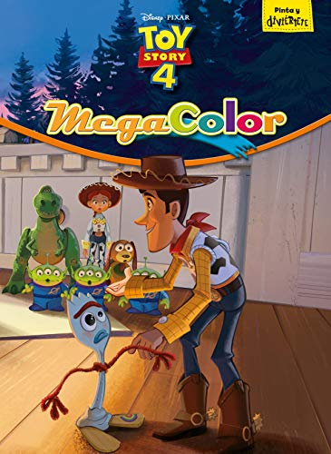Toy Story 4. Megacolor (Disney. Toy Story 4)