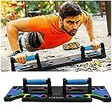 vpuquuz Push Up Bars Soporte Entrenamiento Abdominals Push Up Rack Board Ejercicio Físico Integral