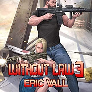 Without Law 3 audiobook cover art