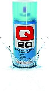 Q20 prevents rust and removes moisture - يحمى من الصدا و يقاوم الرطوبة Q20