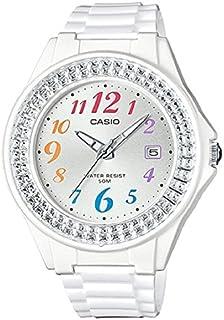 Casio Women's Analog Dial Resin Band Watch - LX-500H-7BVDF