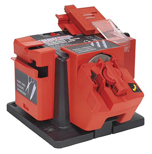 Sealey SMS2004 Bench Mounting Multipurpose Sharpener - 65W