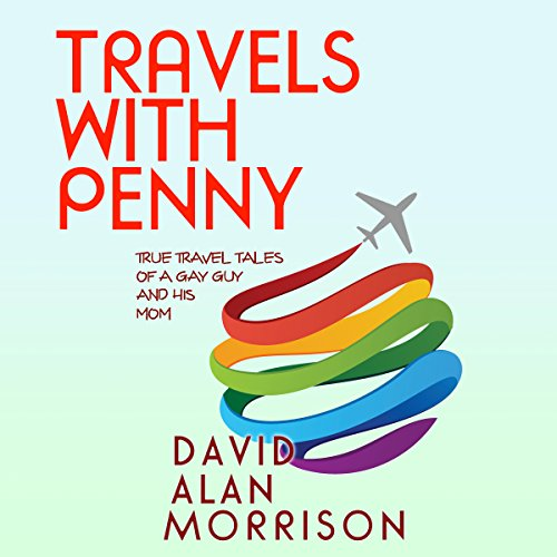 Travels with Penny audiobook cover art
