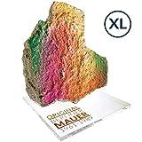 Piedra original del Muro de Berlín, pieza auténtica con certificado de autenticidad, hecha a mano directamente de la fábrica de Berlín.