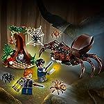 LEGO Harry Potter - Il covo di Aragog