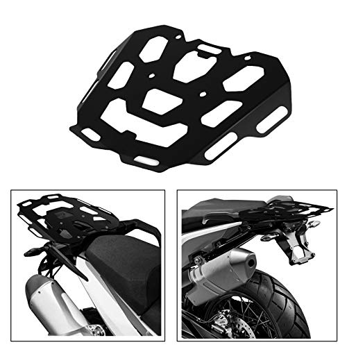 Motorcycle Aluminum Rear Luggage Rack Extension Extension Bracket For K.T.M 790 ADVENTURE 2018-2020 790 ADVENTURE S 2018-2020 790 ADVENTURE R 2018-2020