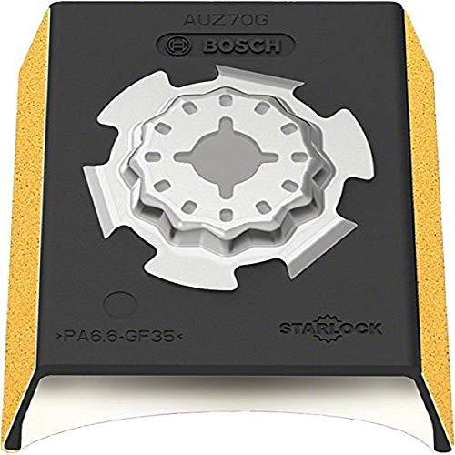 Bosch Professional Profilschleifer mit Mikrokletthaftung (Holz, für Multifunktionswerkzeuge Starlock, Starlock Plus/Max, AUZ 70 G)