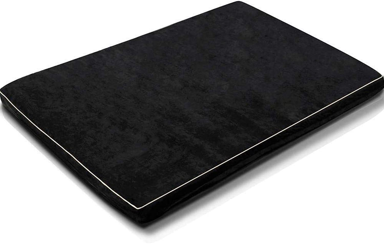 i.Pet Memory Foam Pet Bed Mattress Pad con Wasable Cover and Gripping Base per Dog Cat 105 x 65cm x 5cm