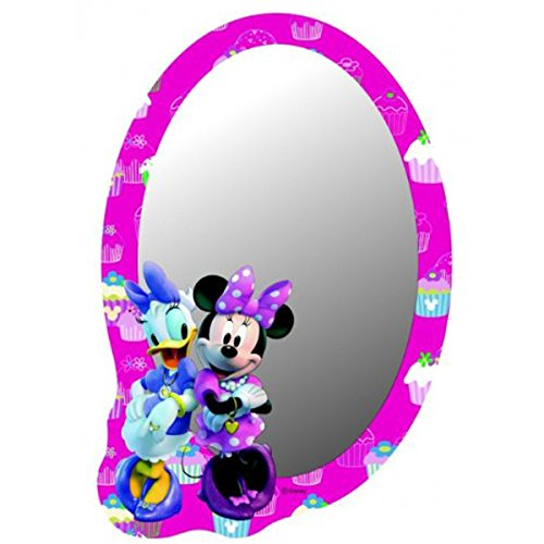 Disney Great-kidsbedrooms Minnie Mouse Miroir