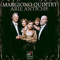 Arie Antiche by Margiono Quintet (2003-02-04)
