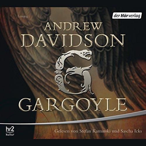 Buchseite und Rezensionen zu 'Gargoyle' von  Andrew Davidson
