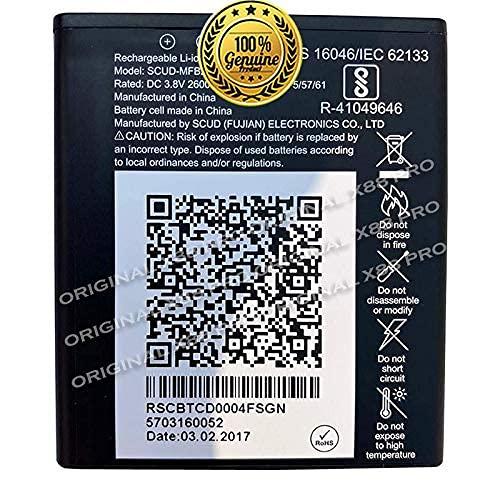 The Original Battery Compatible with Reliance JIO 4g Router JioFI 3 JMR540 JMR541 JioFI 4 JMR1140 2600mAh