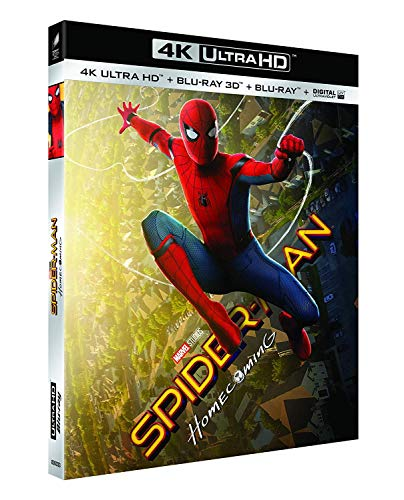 Spider-Man : Homecoming [Édition Collector Blu-Ray + DVD]