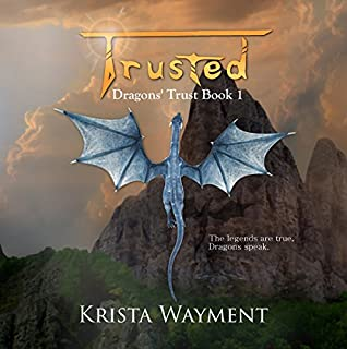 Trusted audiobook cover art