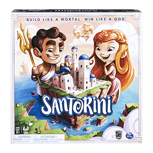 Spin Master Games Santorini Strategy...