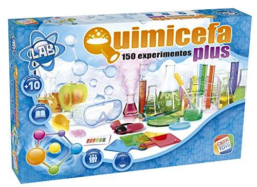 Cefa Toys Plus Quimicefa, 10+ (21629)