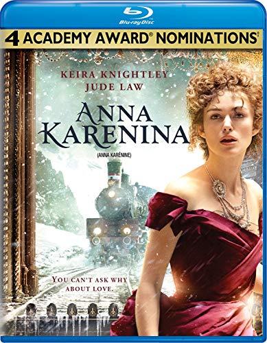 Anna Karenina (Blu-ray) B009AECDHU Book Cover