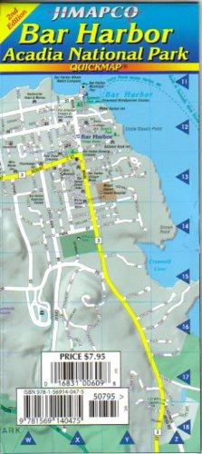 Bar Harbor / Acadia National Park Quickmap®