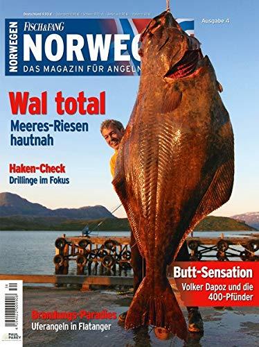 FISCH & FANG Sonderheft Nr. 34: Norwegen Magazin Nr. 4 + DVD (Norwegen Magazin: Das Magazin für Angeln und Meer)